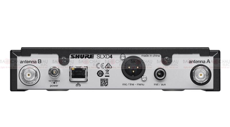 Micro Shure SLXD24DA/B58