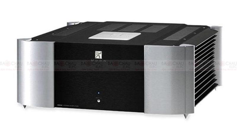 Monoblock Power Amplifiers Moon Evolution 880M