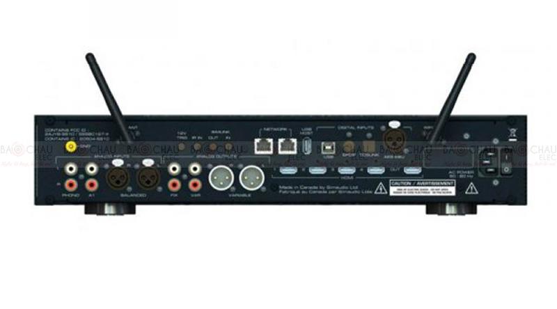 Network Player Moon 390 (Có DAC)