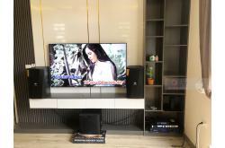 Lắp đặt dàn karaoke gia đình anh Đức tại Hòa Bình (JBL KPS1, Crown T5, X6 Luxury, NS-SW300, VM300)