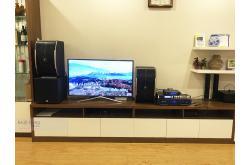 Lắp đặt dàn karaoke gia đình anh Thuận tại Hà Nội (JBL Pasion 10, Crown T5, X6 Luxury, A100P, VM300)