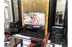 Lắp đặt dàn karaoke gia đình anh Tiến tại Hà Nội (BMB 800SE, Crown T5, X6 Luxury, SW612, UGX12...)