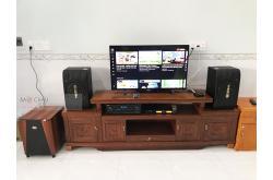 Lắp đặt dàn karaoke gia đình anh Trí tại Biên Hòa (BIK BJ-S668, BJ-A88, 604GS, BCE U900 Plus X)