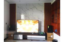 Lắp đặt dàn karaoke gia đình chị Oanh tại Bắc Ninh (Domus DP6100, VM420A, DSP9000 Plus, UGX12)
