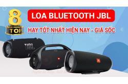 Top 8 Loa Bluetooth JBL Hay Tốt Nhất Hiện Nay, Giá Sốc