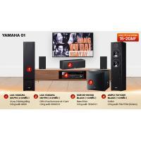 Dàn âm thanh 5.1 xem phim, nghe nhạc Yamaha 01