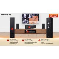 Dàn âm thanh 5.1 xem phim, nghe nhạc Yamaha 05