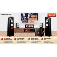 Dàn âm thanh 5.1 xem phim, nghe nhạc Yamaha 08