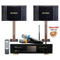 Dàn karaoke 04 (BIK BS 968 + BKsound DKA 8500)