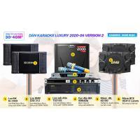 Dàn karaoke Luxury 2020-06 Version 2