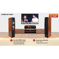 Dàn nghe nhạc 2 kênh Stereo BC-NN04 (Jamo C95II +Denon PMA 520AE)