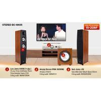 Dàn nghe nhạc 2 kênh Stereo BC-NN06 (Jamo C97II +Denon PMA 1600NE +Jamo J12)
