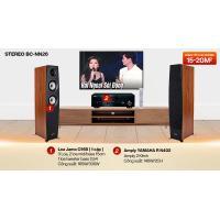 Dàn nghe nhạc 2 kênh Stereo BC-NN26 (Jamo C95II +Yamaha R N402)