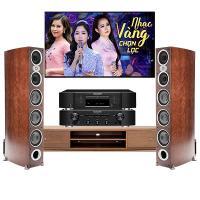 Dàn nghe nhạc 2 kênh Stereo NN45 (Polk RTi A7 + Marantz PM6007 + Marantz CD5005)