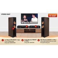 Dàn nghe nhạc 2 kênh Stereo NN47 (Klipsch 6000F, Marantz PM6007, Marantz CD6007)