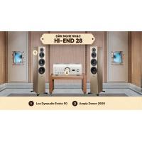 Dàn nghe nhạc Hi-End 28 (Dynaudio Evoke 50 + Denon 2500)