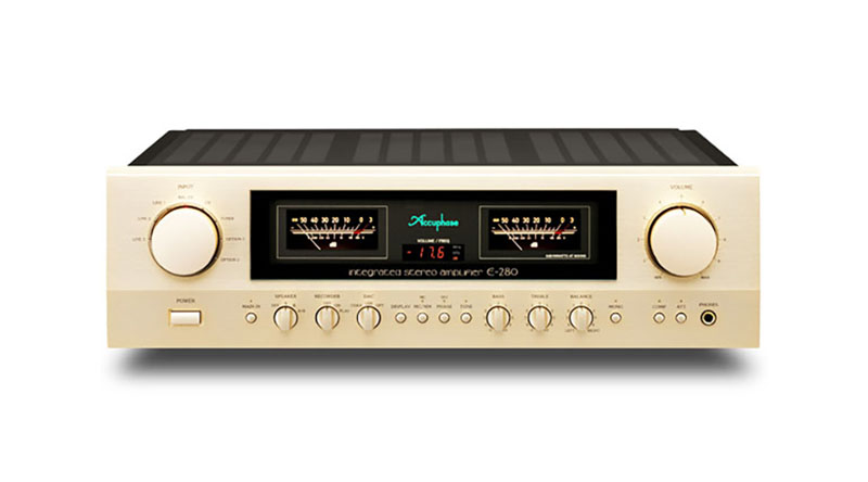 Amply Accuphase E280 (New 2021 - SX: Japan)