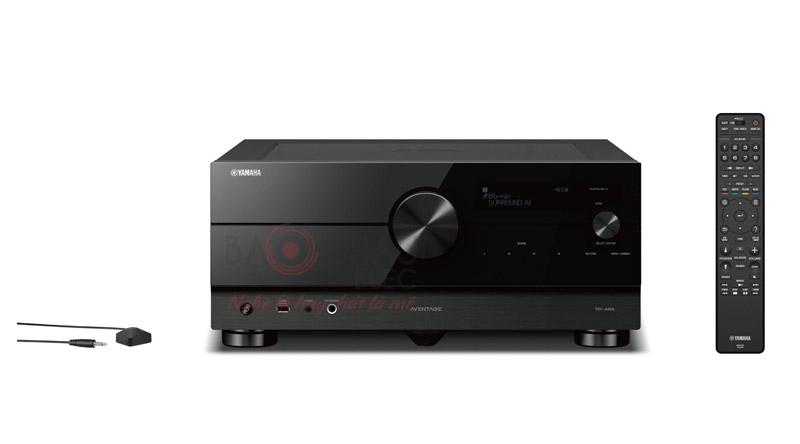 Amply Yamaha RX-A8A (11.2 kênh)