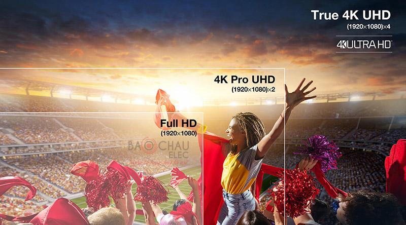Máy chiếu 4K OPTOMA UHD35+