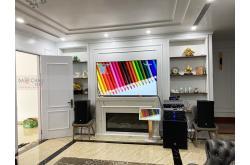 Lắp đặt dàn karaoke gia đình anh Chuyên tại Hải Phòng (CMAX 4112, Xli2500, KX180, 8010II, VM300...)