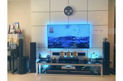 Lắp đặt dàn karaoke, loa bose di động cho anh Dũng tại Hà Nội (Bose L1 Pro8, KX180, JBL VM200, VietK 4K Plus 4TB)