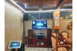 Lắp đặt dàn karaoke gia đình anh Hà tại Hà Nội (BSP412, VM840A, VM620A, BPR8500, BJ-W66, BJ-U550...)