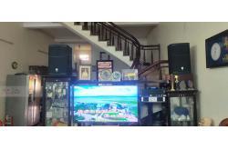 Lắp đặt dàn karaoke gia đình anh Phú tại Vĩnh Phúc (JBL PRX412M, Famousound 7406, KX180, VM200)