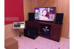 Lắp đặt dàn karaoke gia đình cô Thanh tại Biên Hòa (CMAX 4110, Crown T7, VM420A, R300+, W66 Plus....)