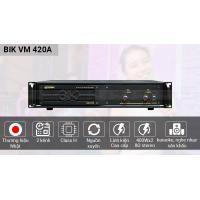 Cục đẩy công suất BIK VM 420A (2 kênh - Japan)