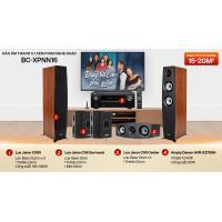 Dàn âm thanh 5.1 xem phim nghe nhạc BC-XPNN16