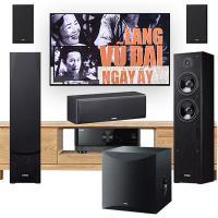 Dàn âm thanh 5.1 xem phim, nghe nhạc Yamaha 04