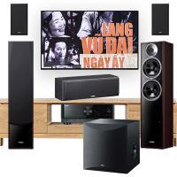Dàn âm thanh 5.1 xem phim, nghe nhạc Yamaha 09