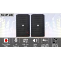 Loa karaoke Nhật BIK BSP 412II Cao Cấp (Full bass 30cm, New 2021)