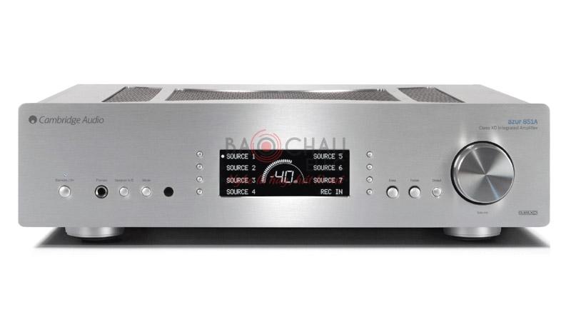 Amply Cambrige Audio Azur 851A