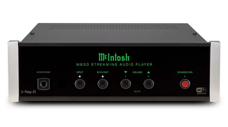 Amply McIntosh MB50