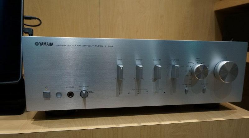 Amply Yamaha A-S701