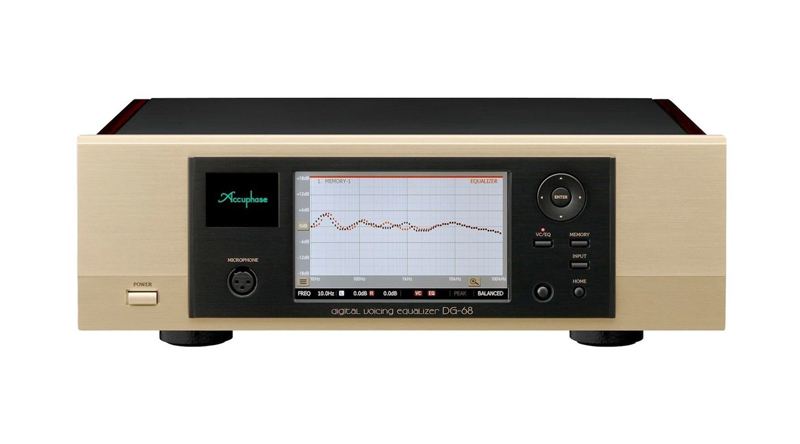 Bộ căn chỉnh tần số Voicing Equalizer Accuphase DG68