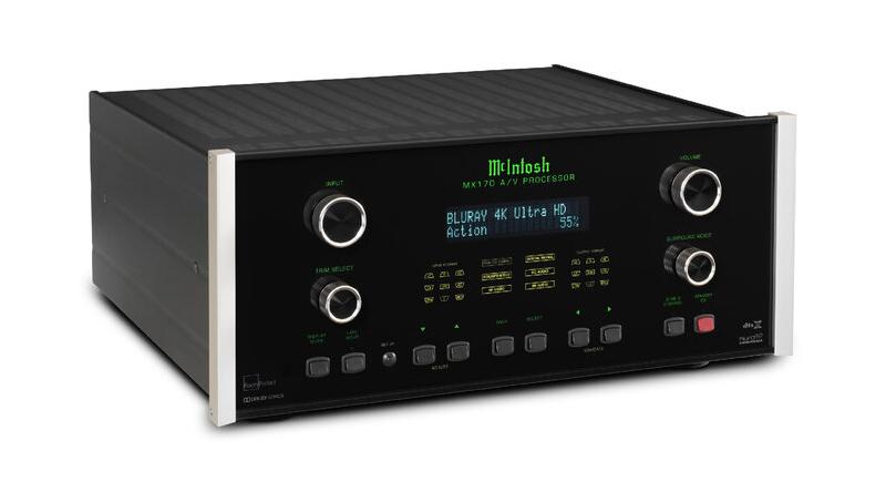 Đầu AV processor McIntosh MX170