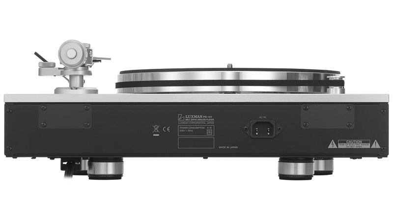 Đầu đĩa than Luxman PD-151