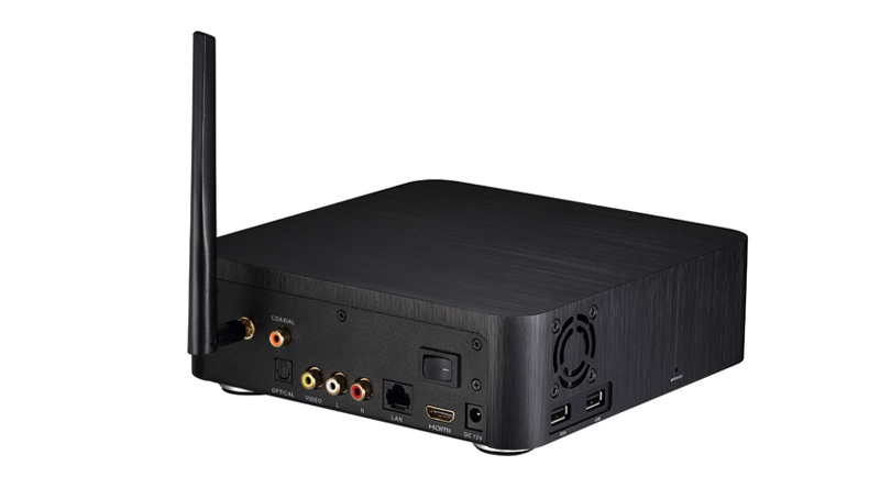 Đầu phát 4K HDR Himedia Q100