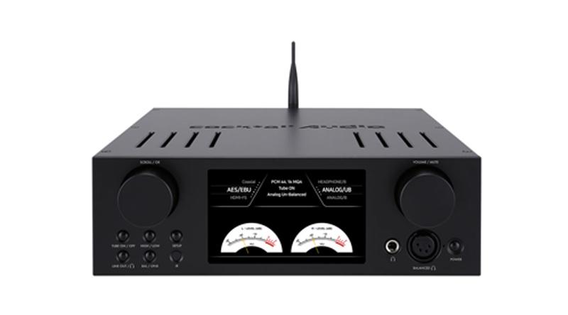 Headphone Amp + DAC + Pre Amply + DAC USB Cocktail HA500H-SR