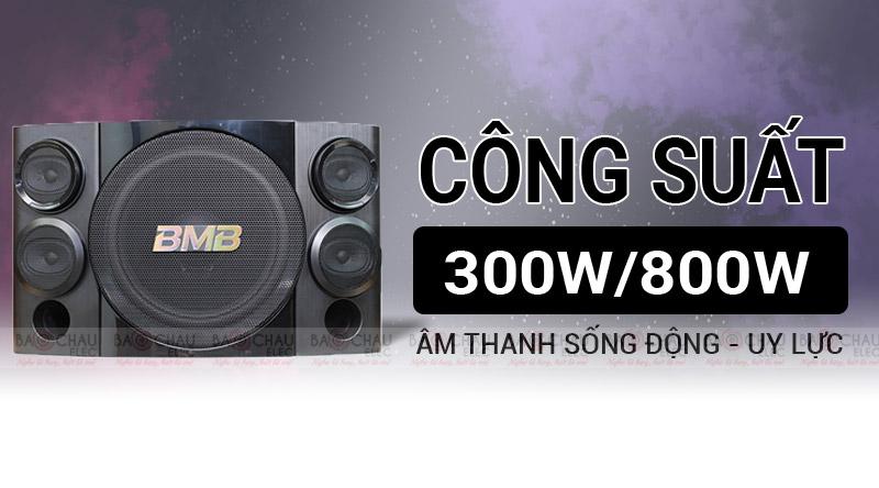 Loa karaoke BMB CSE 312SE (bass 30cm)