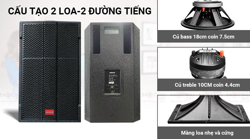 Loa karaoke Lenovo KS750
