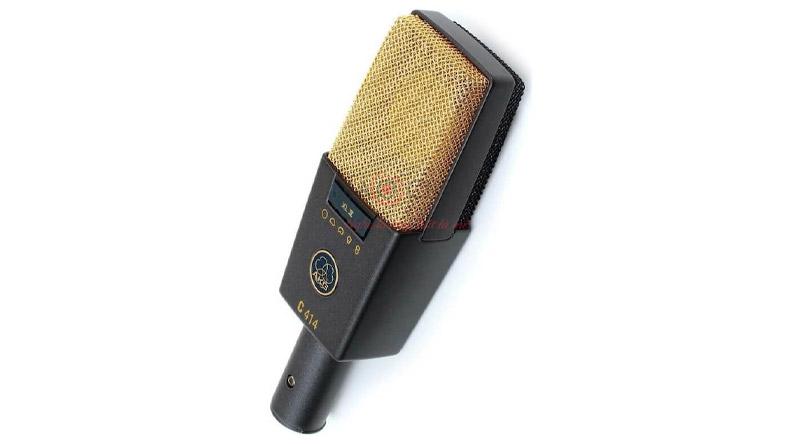 Micro thu âm Condenser AKG C414-XLII