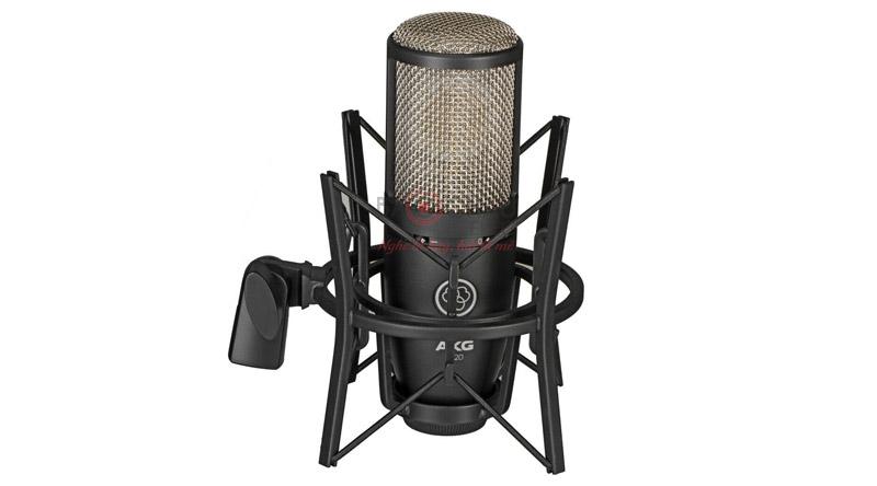 Micro thu âm Condenser AKG P220