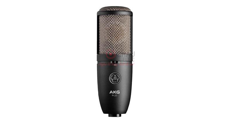 Micro thu âm condenser AKG P420