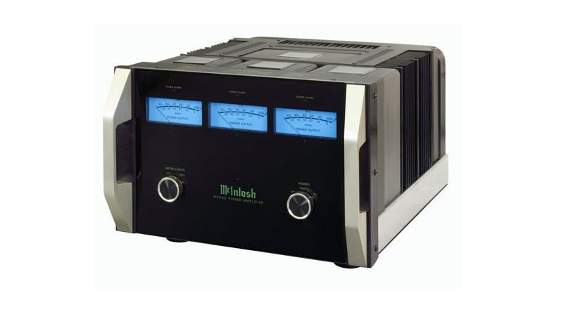 Power amply McIntosh MC303