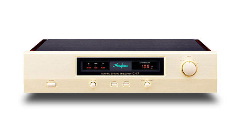 Pre Amplifier Accuphase C47(sx:Japan)