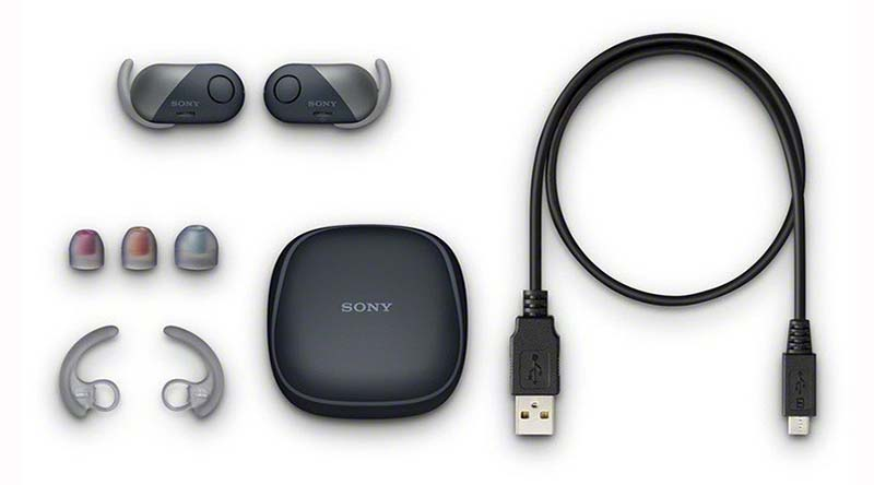Tai nghe Sony WI-SP700N