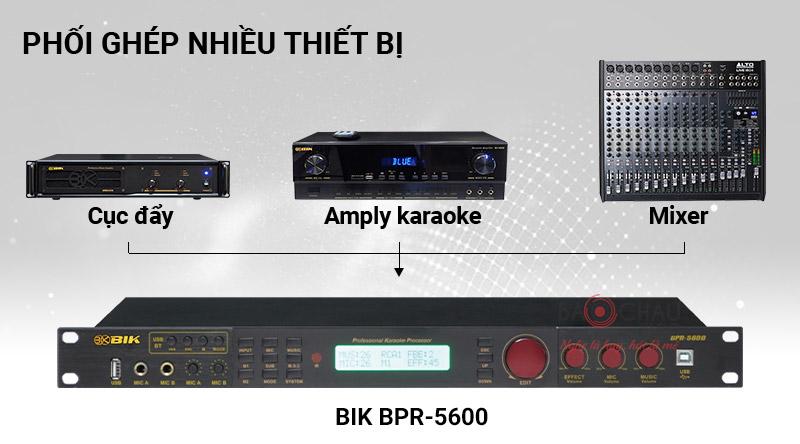 Vang số BIK BPR-5600 (Japan- New 2021)